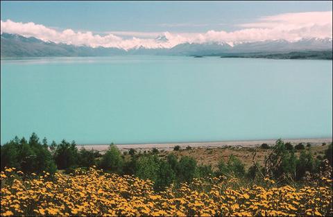 Новая Зеландия - это удивительной красоты страна, которая бесспорно уже явл
